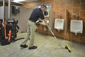 Enviro-Master Pittsburgh Washroom Deep Cleaning