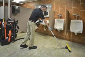 Enviro-Master Pittsburgh Washroom Deep Cleaning