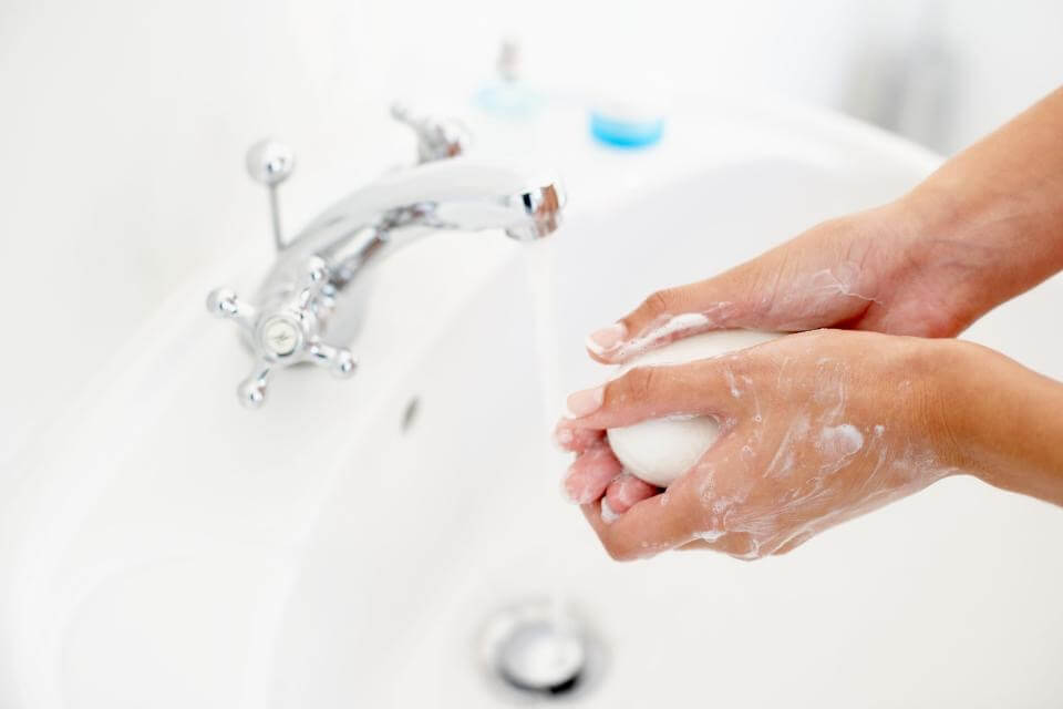 Quelling Germ Phobias With Washroom Hygiene