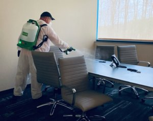 Pittsburgh Electrostatic Disinfecting Services