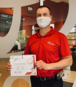 Pittsburgh Toyota Disinfection Certification