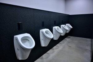 Treating Urine Smells Restrooms